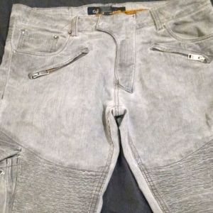 🖤Men's Copper Rivet Cargo Jeans